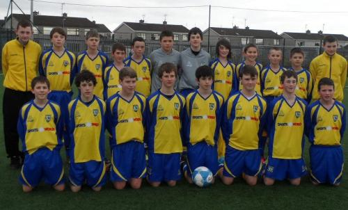 Under 14 Kennedy Cup Squad '12-'13 season  image